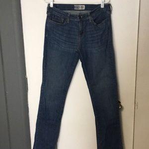 Levi's signature jeans. Modern straight sz 10 L